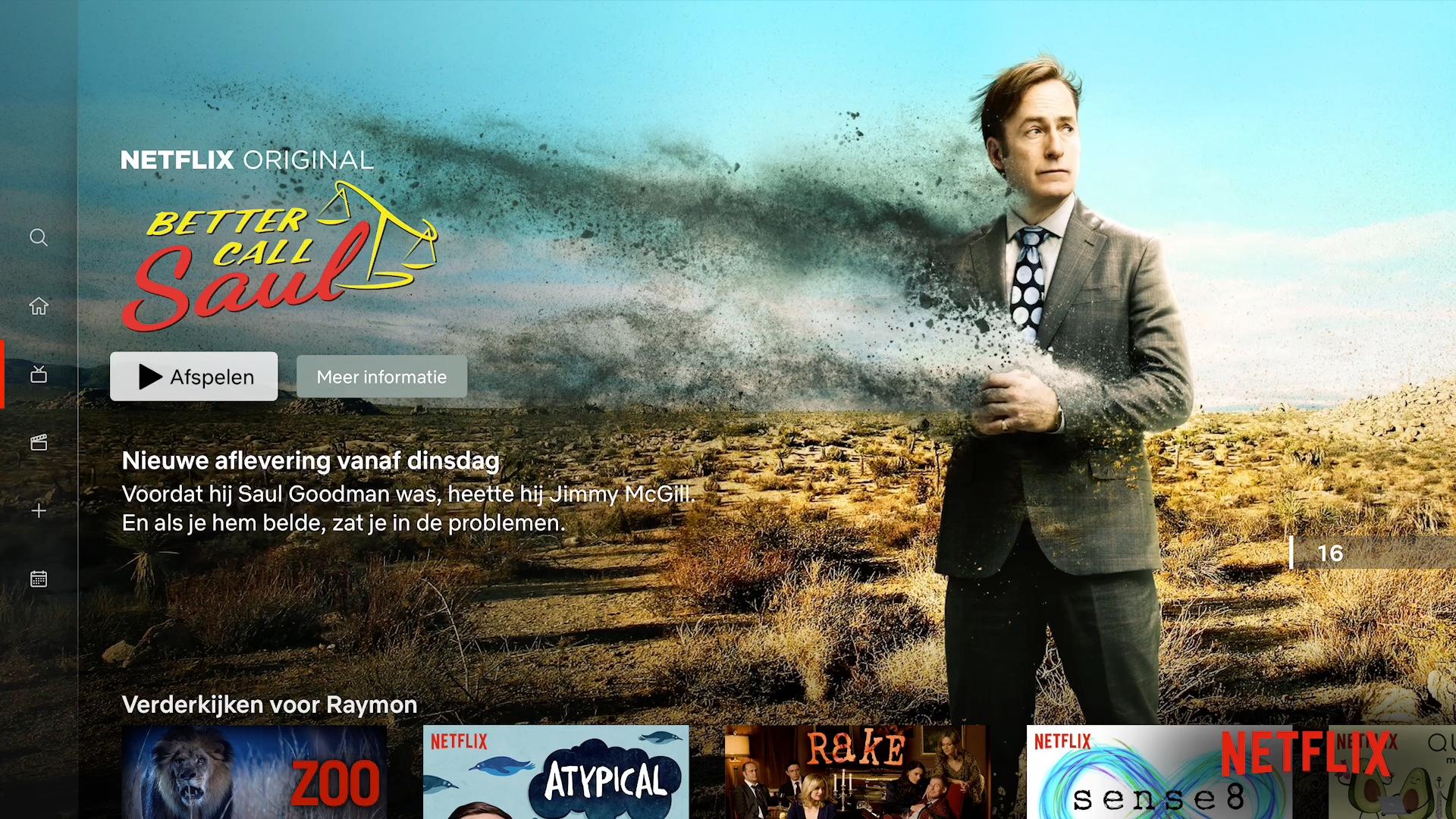Netflix Apple TV series