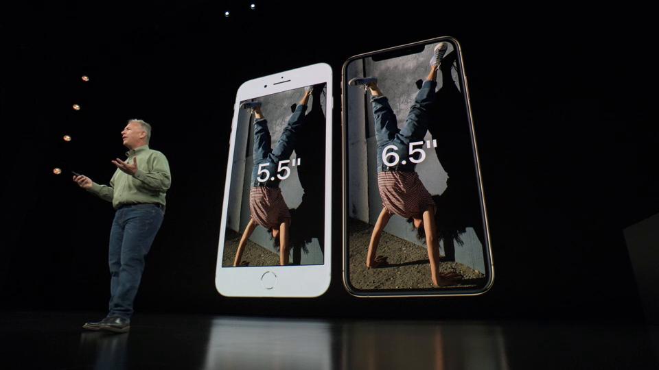 1 iPhone XS