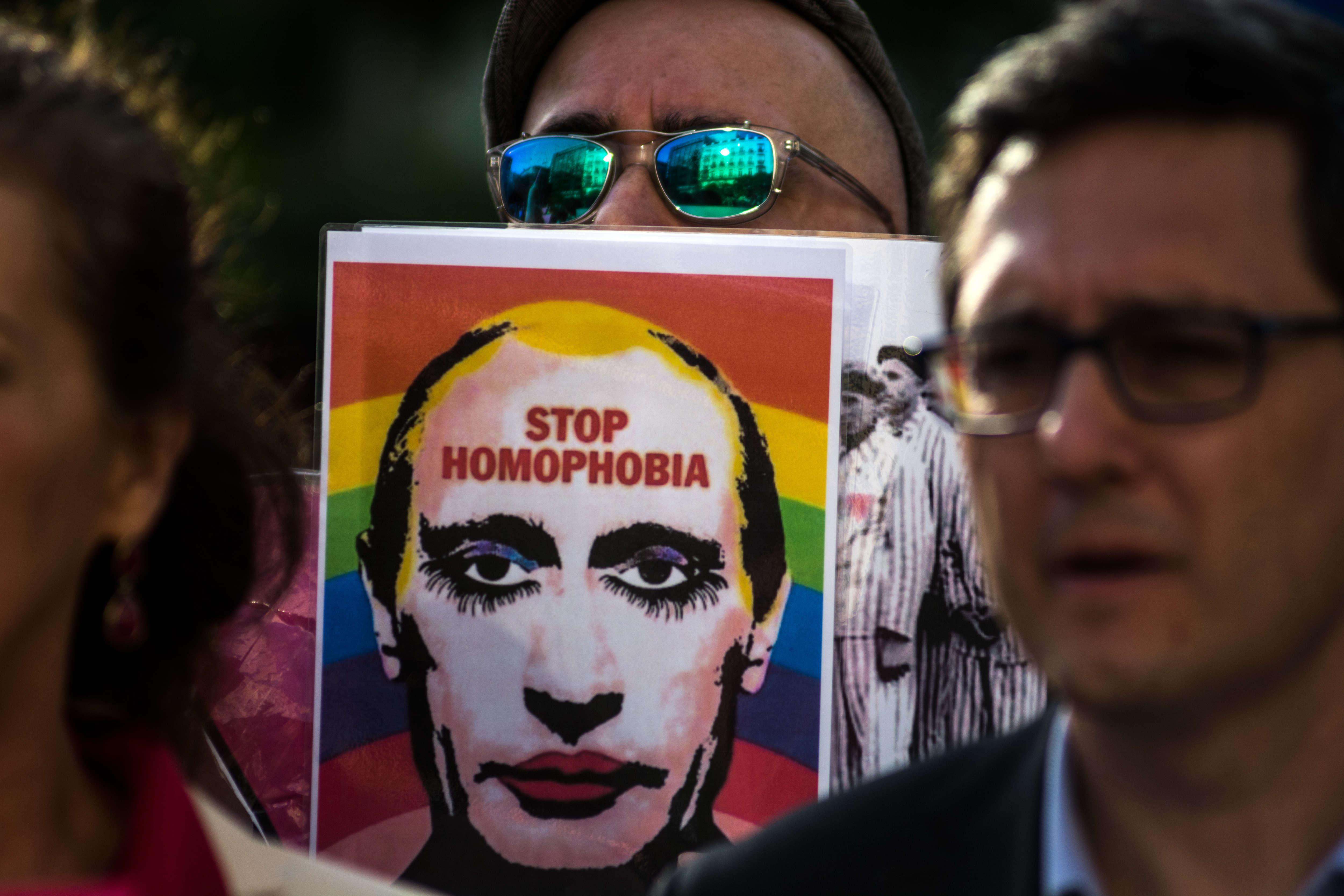 Rusland homofobie