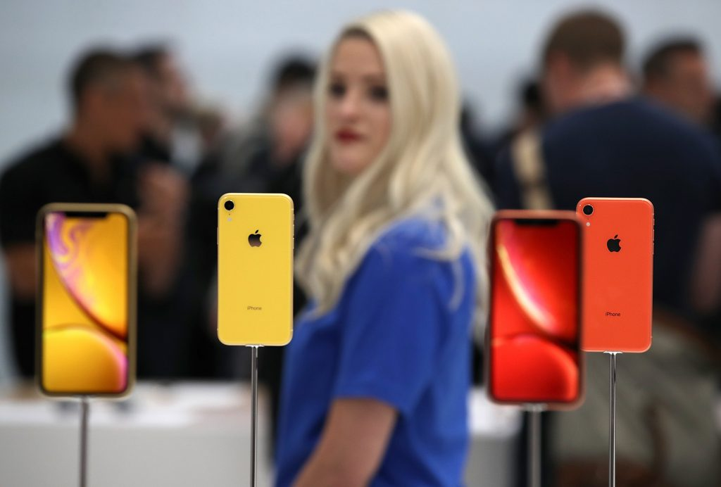 iPhone Xr Apple Event