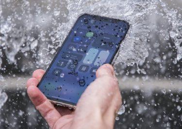 iPhone Xs waterdicht