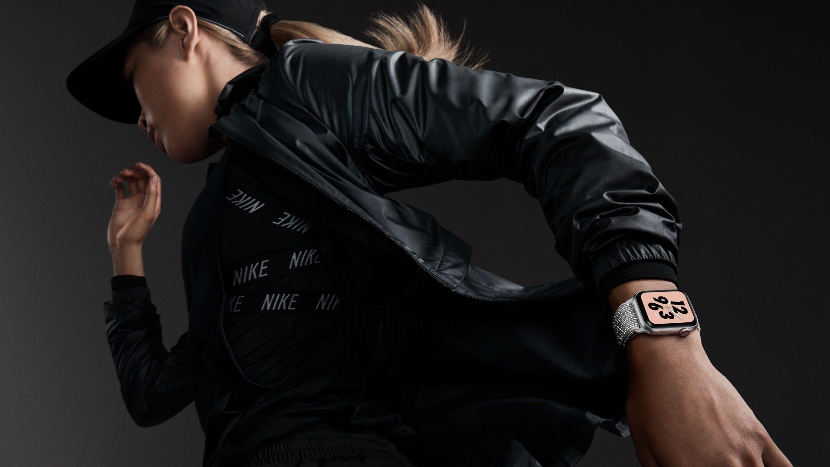 De Apple Watch Nike+ Series 4
