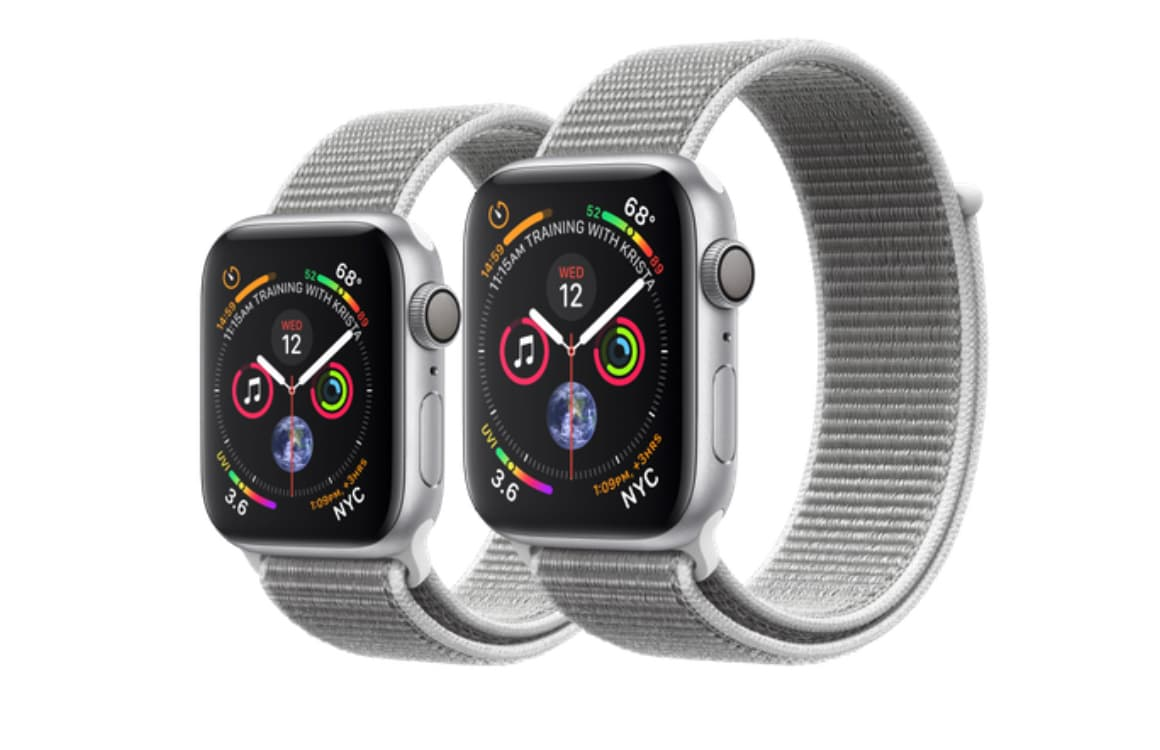 Apple Watch Series 4 bug