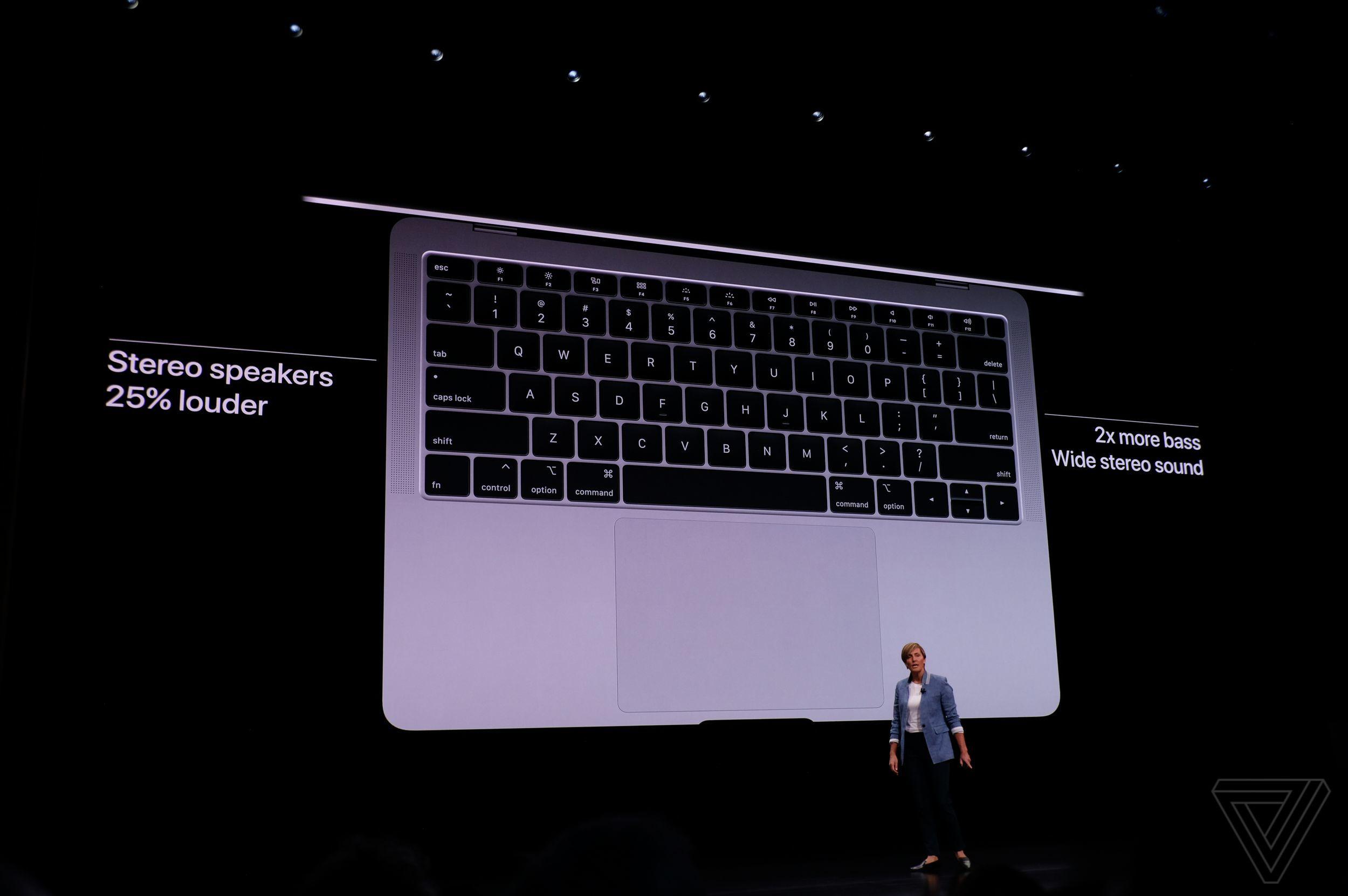Apple introduceert nieuwe MacBook Air tijdens Apple Event