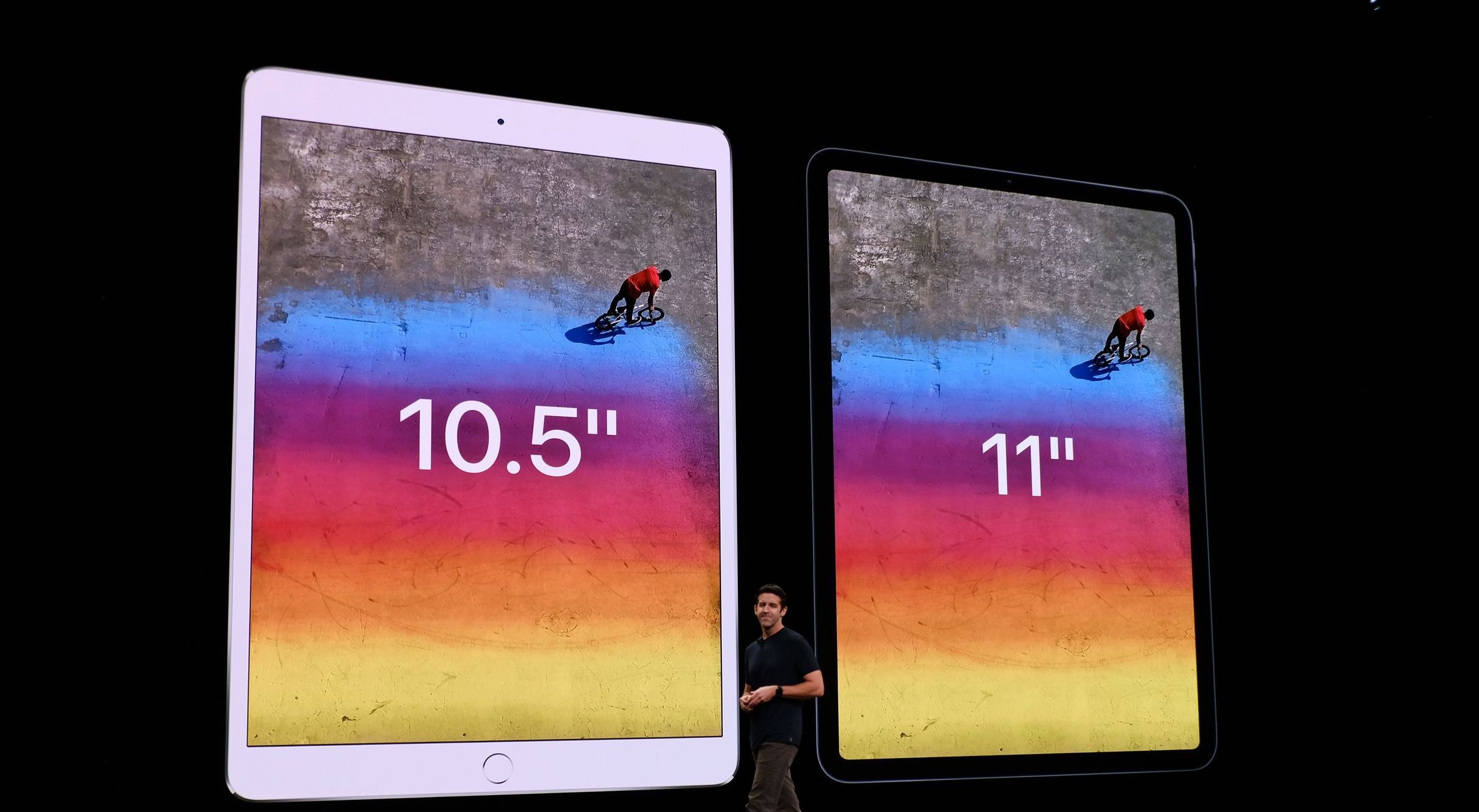 iPad Pro 2018 Apple Event