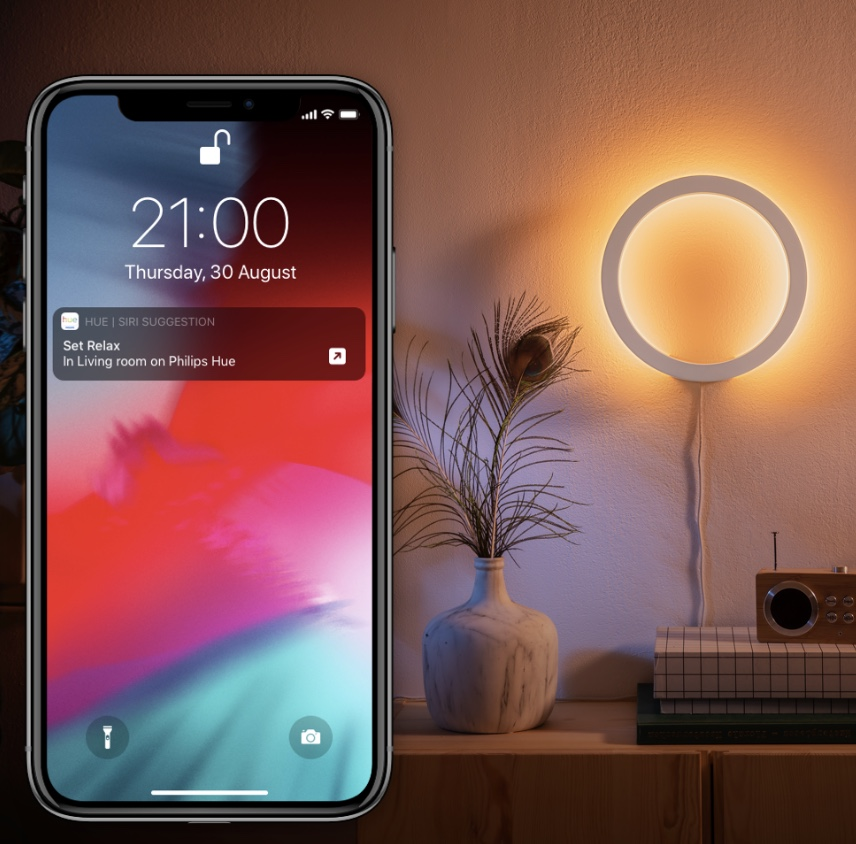 Philips Hue Siri Shortcuts