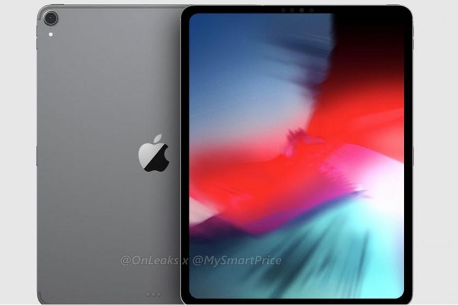 De nieuwe iPad pro