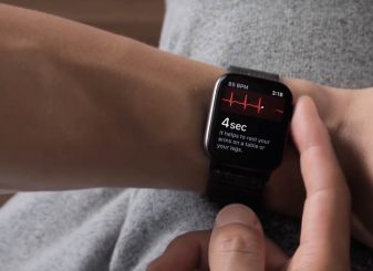Apple Watch Series 4 ECG