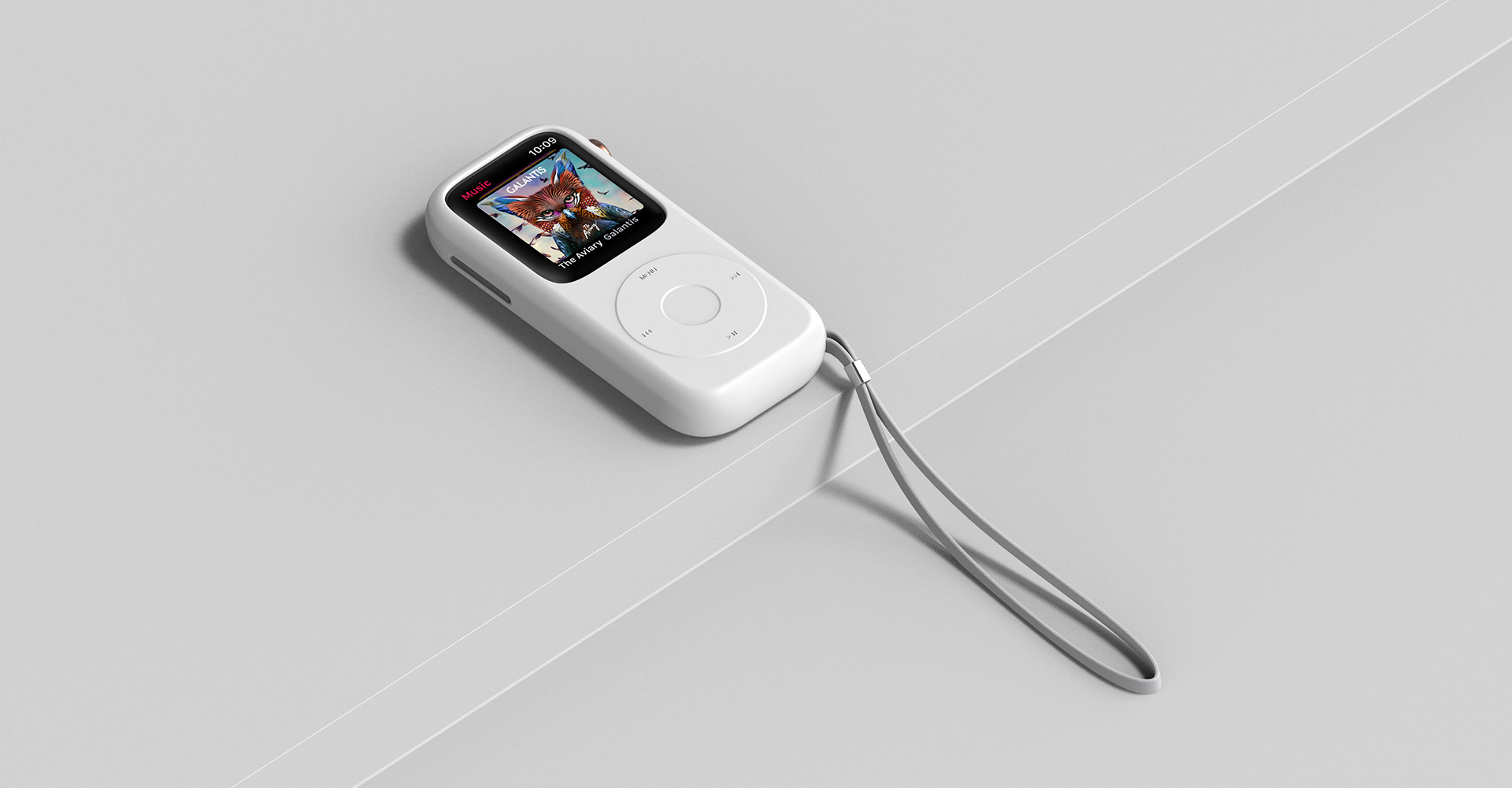 Apple Watch iPod concept 2