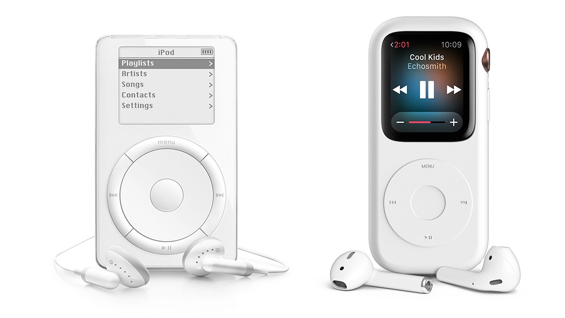 Apple Watch iPod concept 5