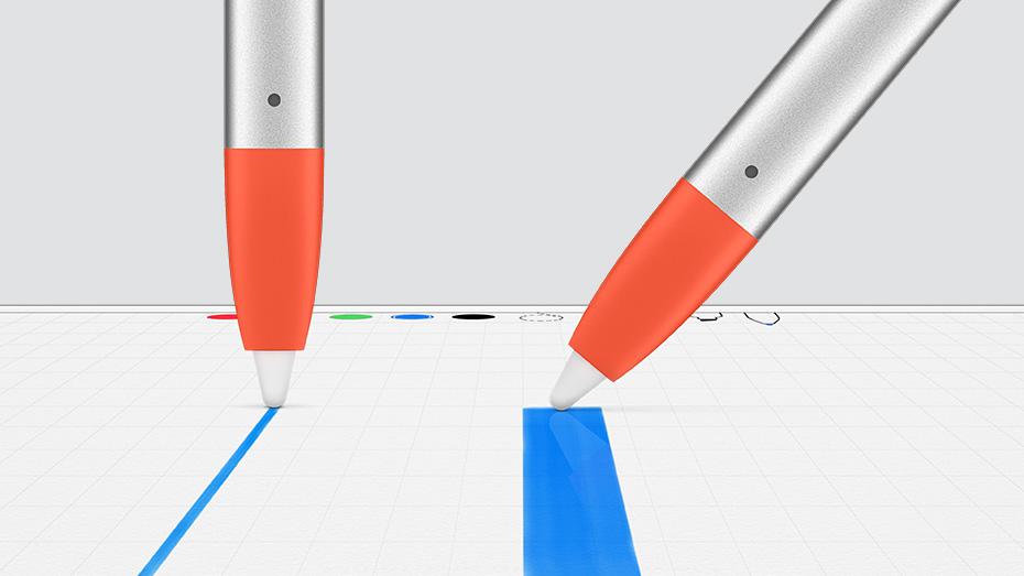 Logitech Crayon iPad Pro 001