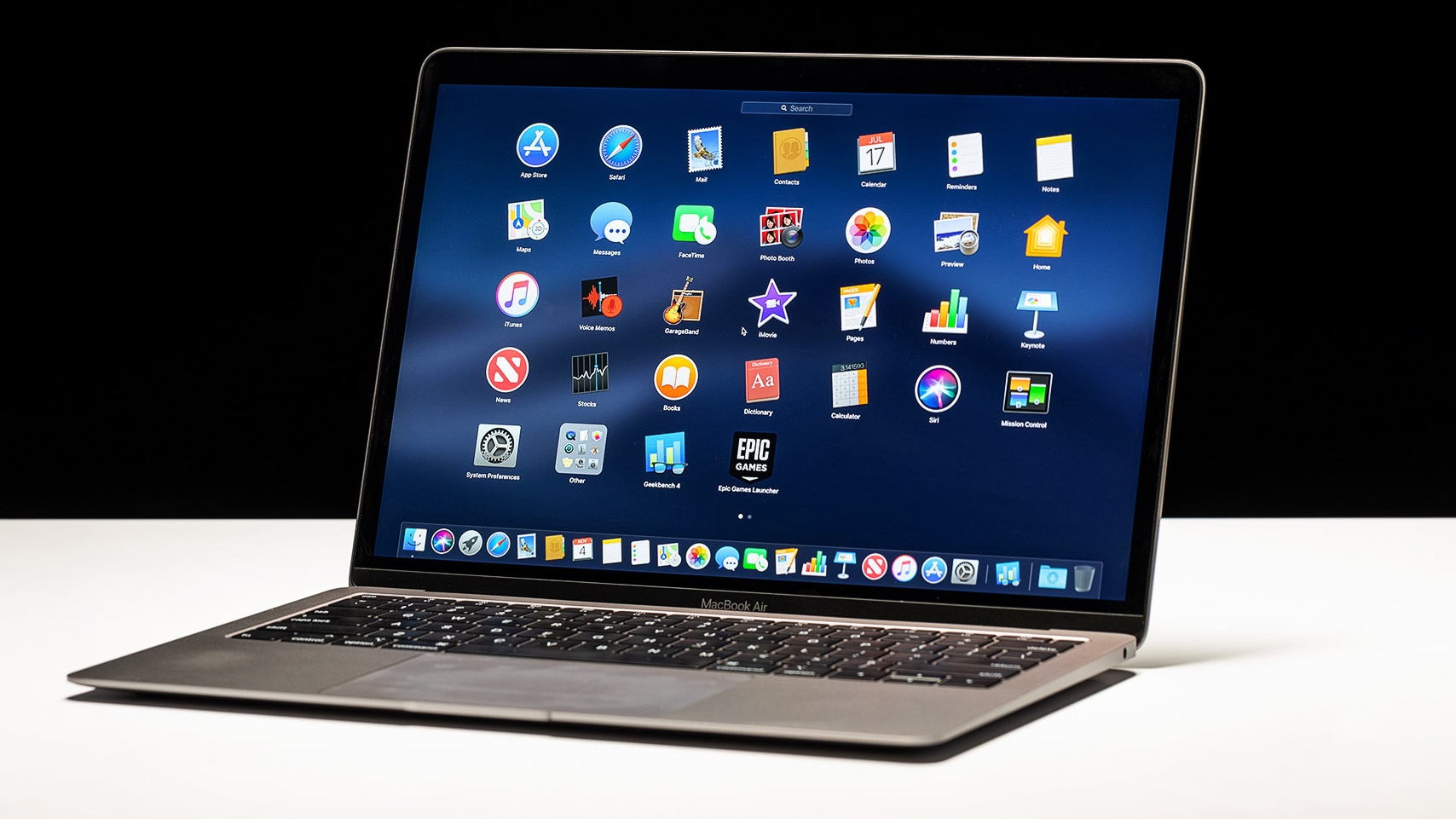 MacBook Air 2018 scherm