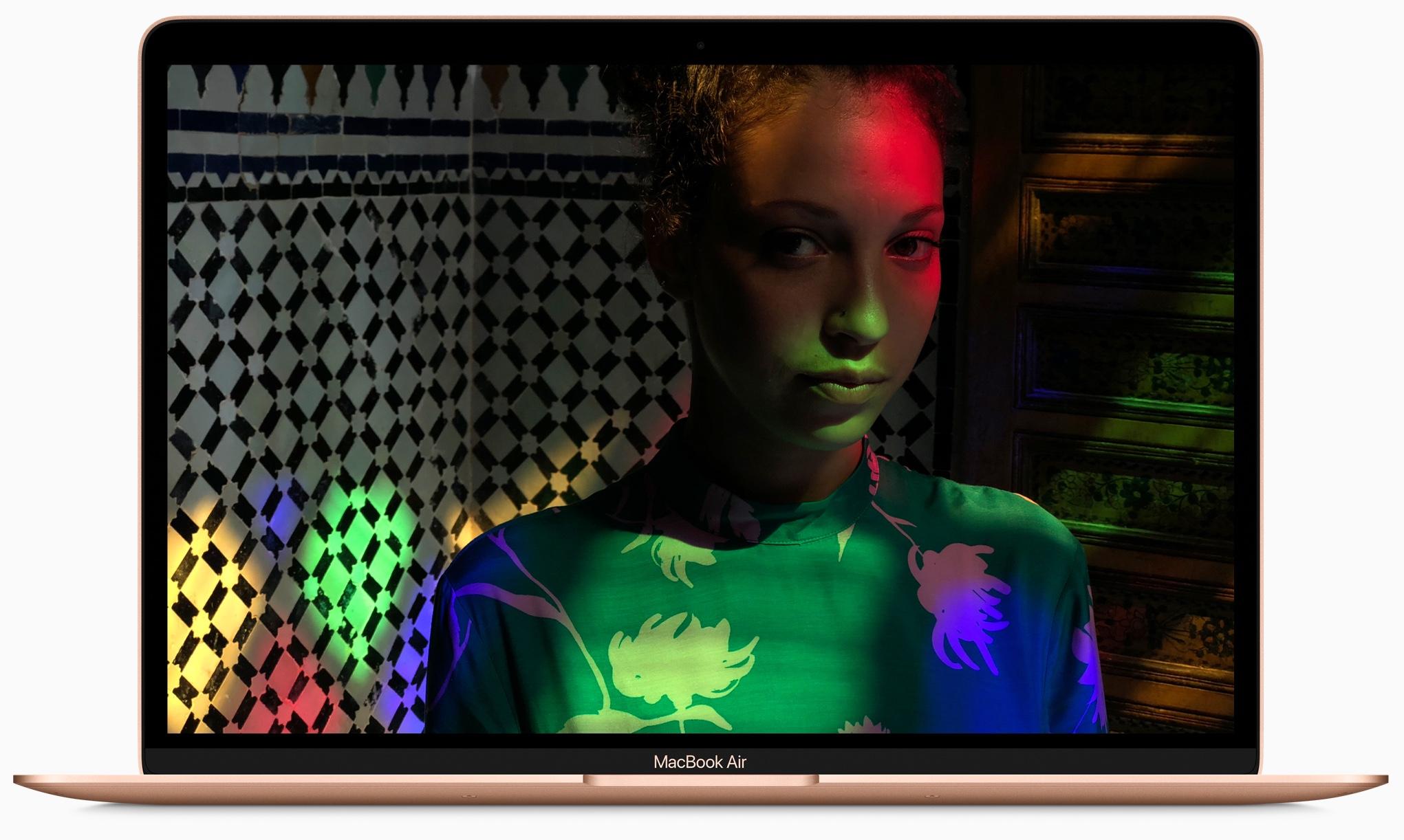MacBook Air scherm 001