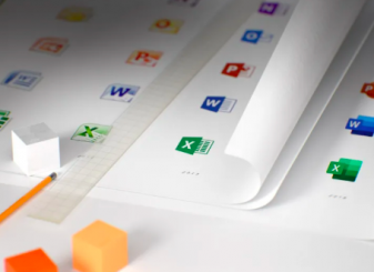Microsoft Office iconen
