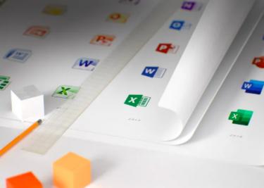 Microsoft Office iconen