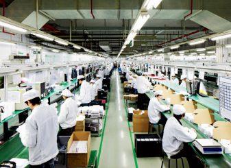 Apple productie iPhones