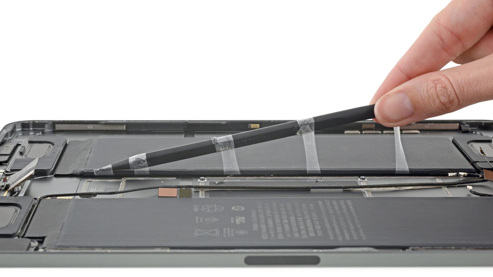 iPad Pro 2018 accu