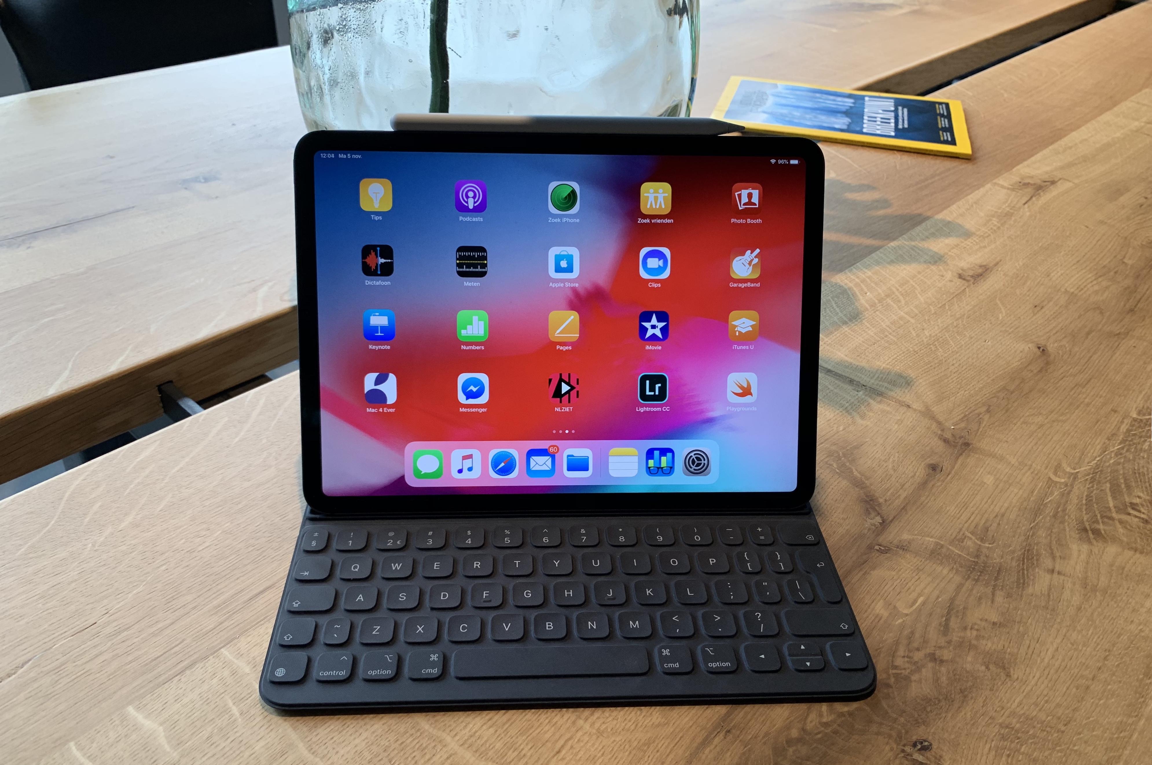 iPad Pro 2018 review foto 003