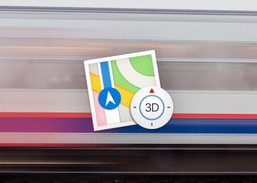 Apple Maps antwoord op google street view