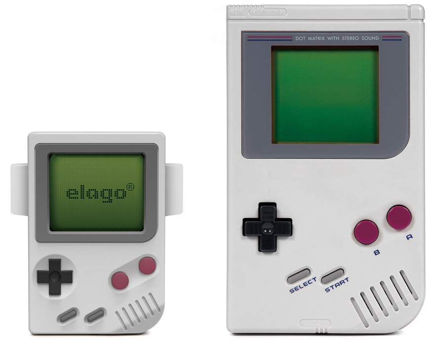Apple Watch Game Boy Elgao