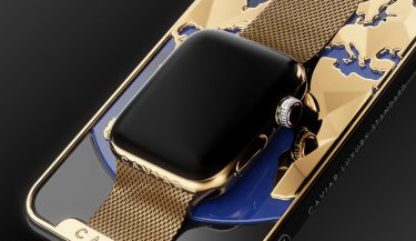 Caviar Apple Watch iPhone