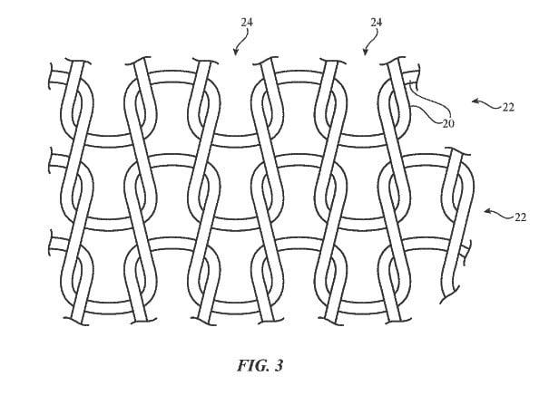 patent apple handschoen