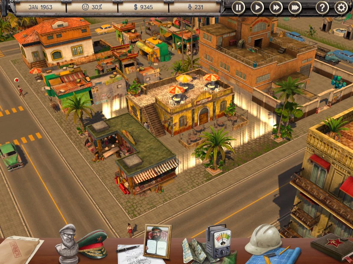 Tropico voor iPad