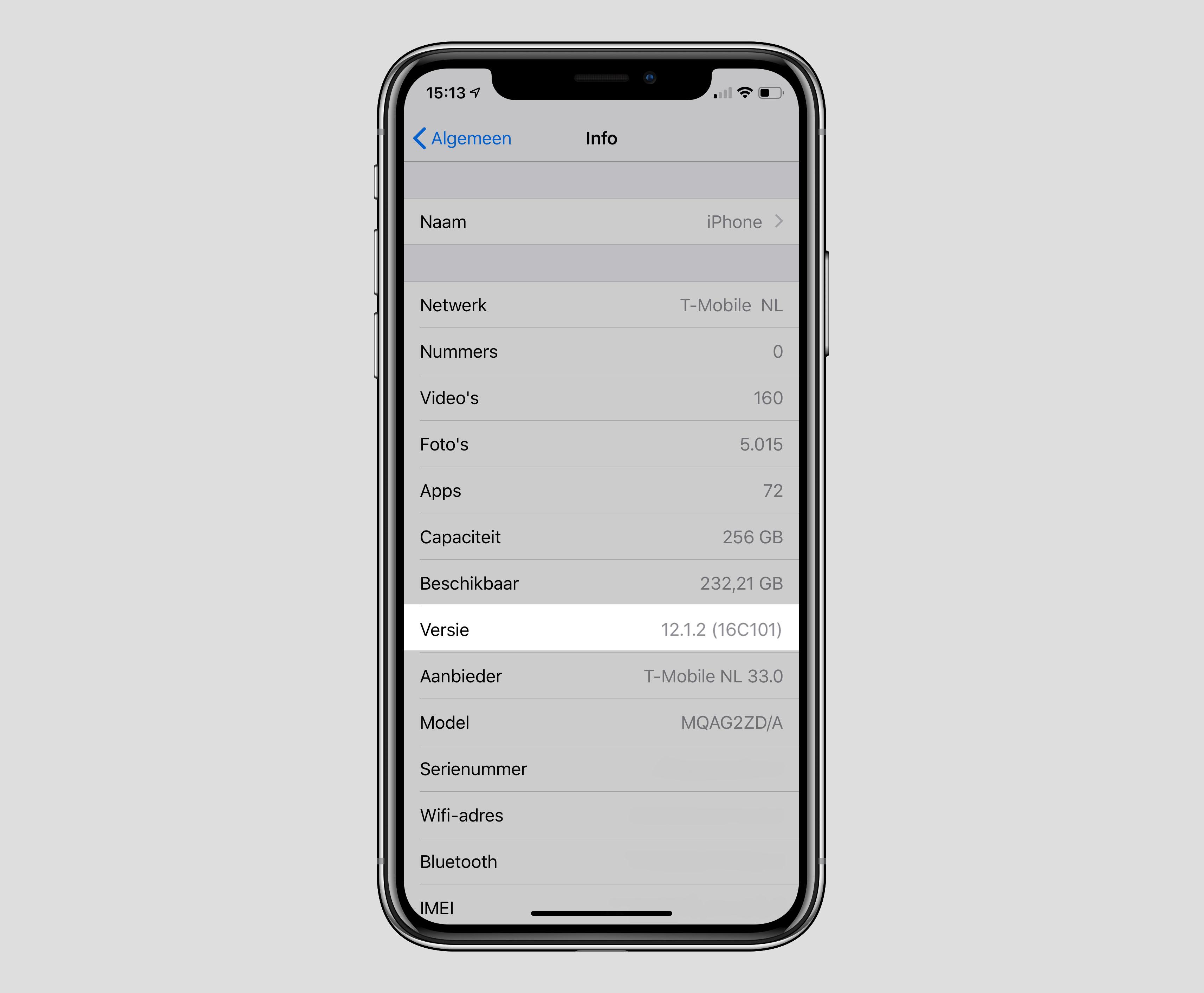 iOS-12-1-2-versie