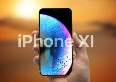 iPhone XI concept
