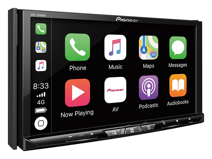 Pioneer CarPlay