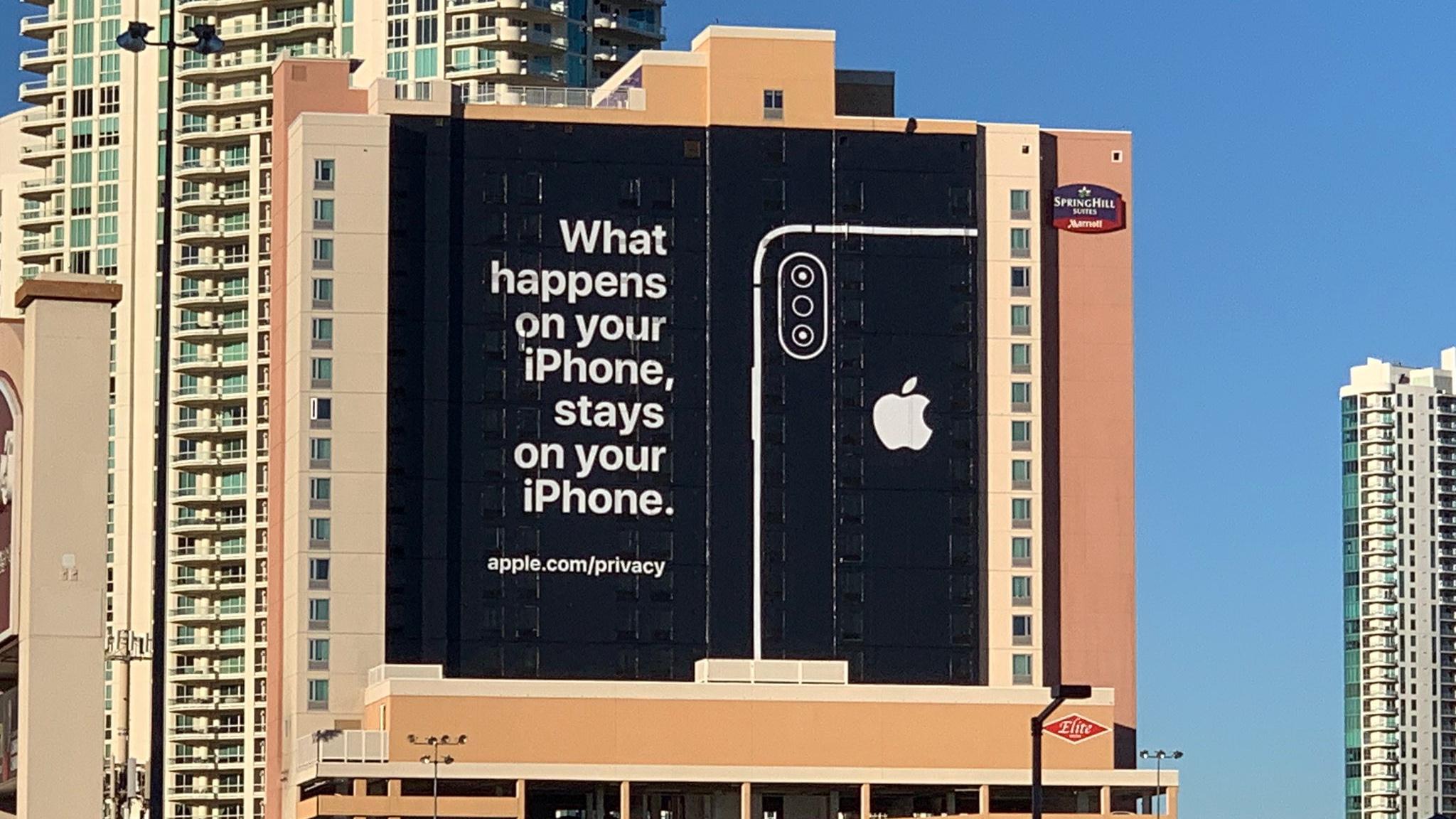 Apple CES 2019