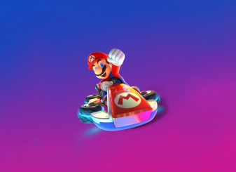 Mario Kart iPhone