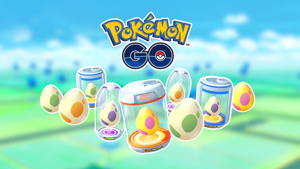Pokémon Go Adventure Sync Hatchathon