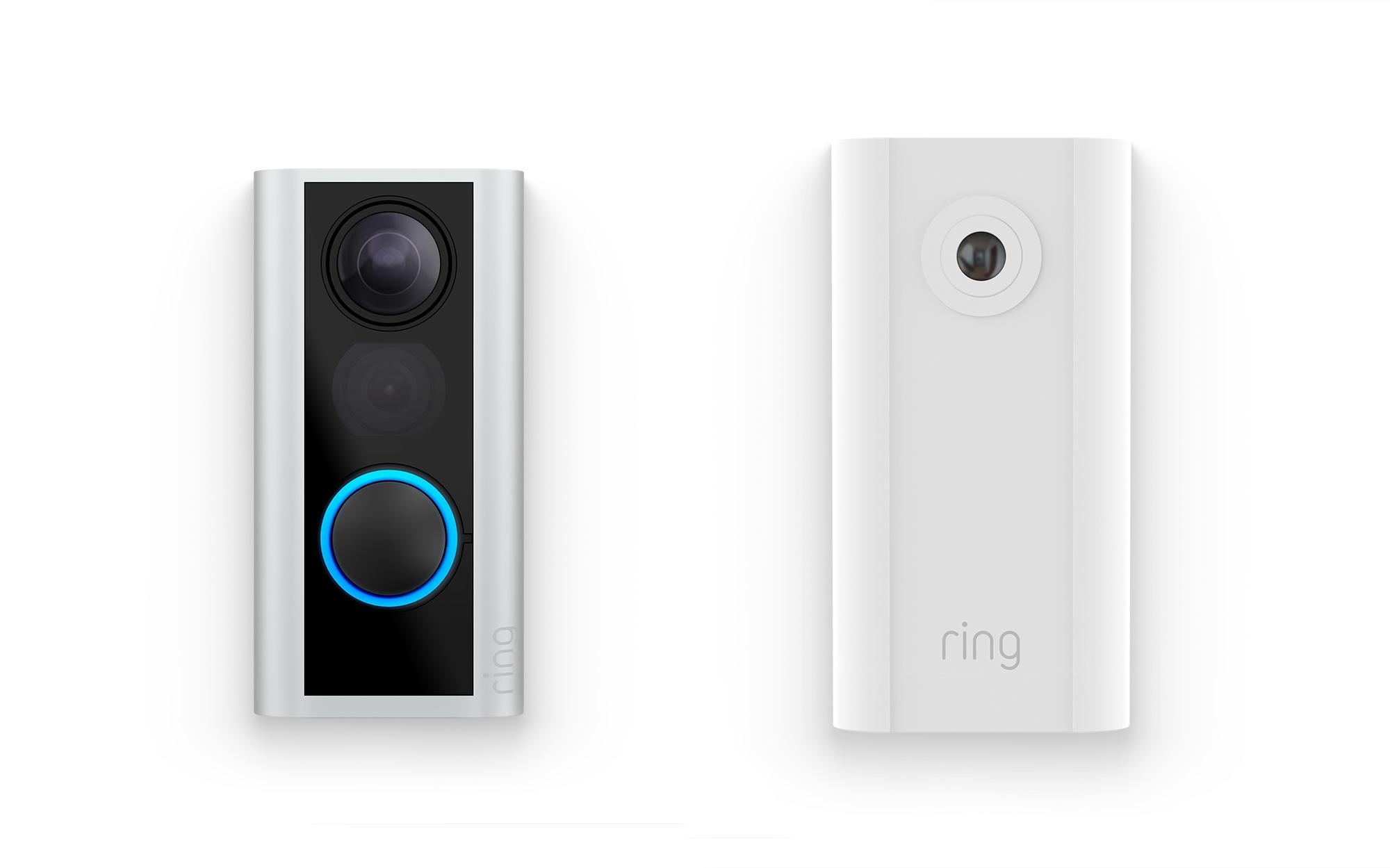Ring Door View Cam CES 2019 voorachter