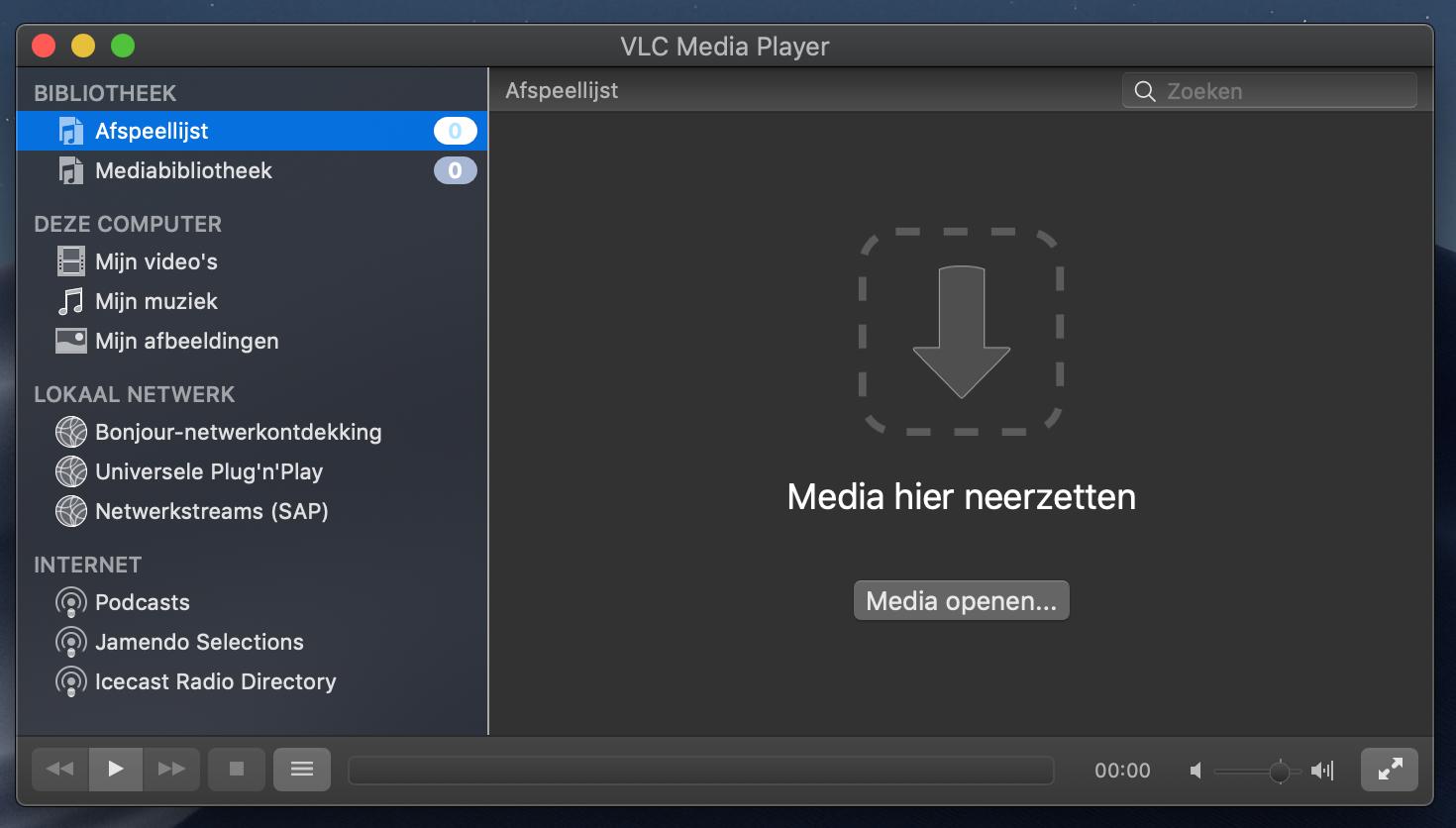 VLC ondersteunt nu Dark Mode macOS Mojave en meer » One More