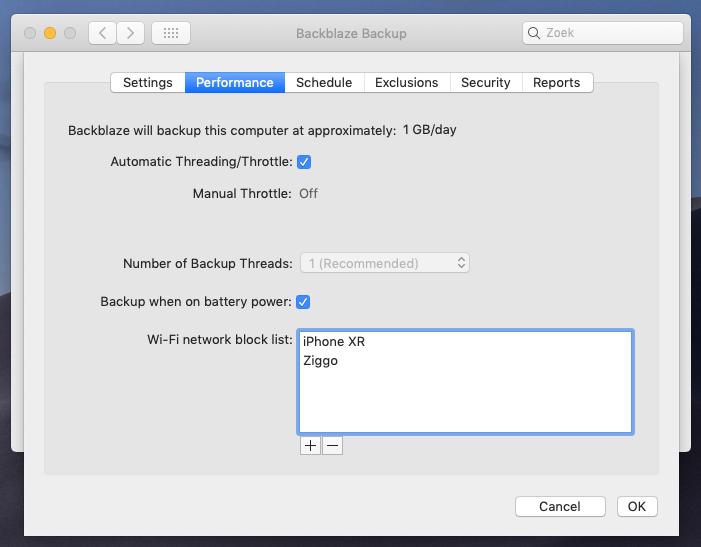 backblaze mac 6.0