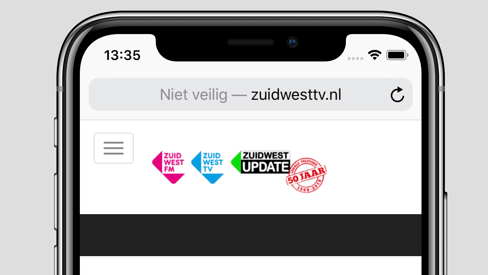 iOS 12.2 niet veilig safari