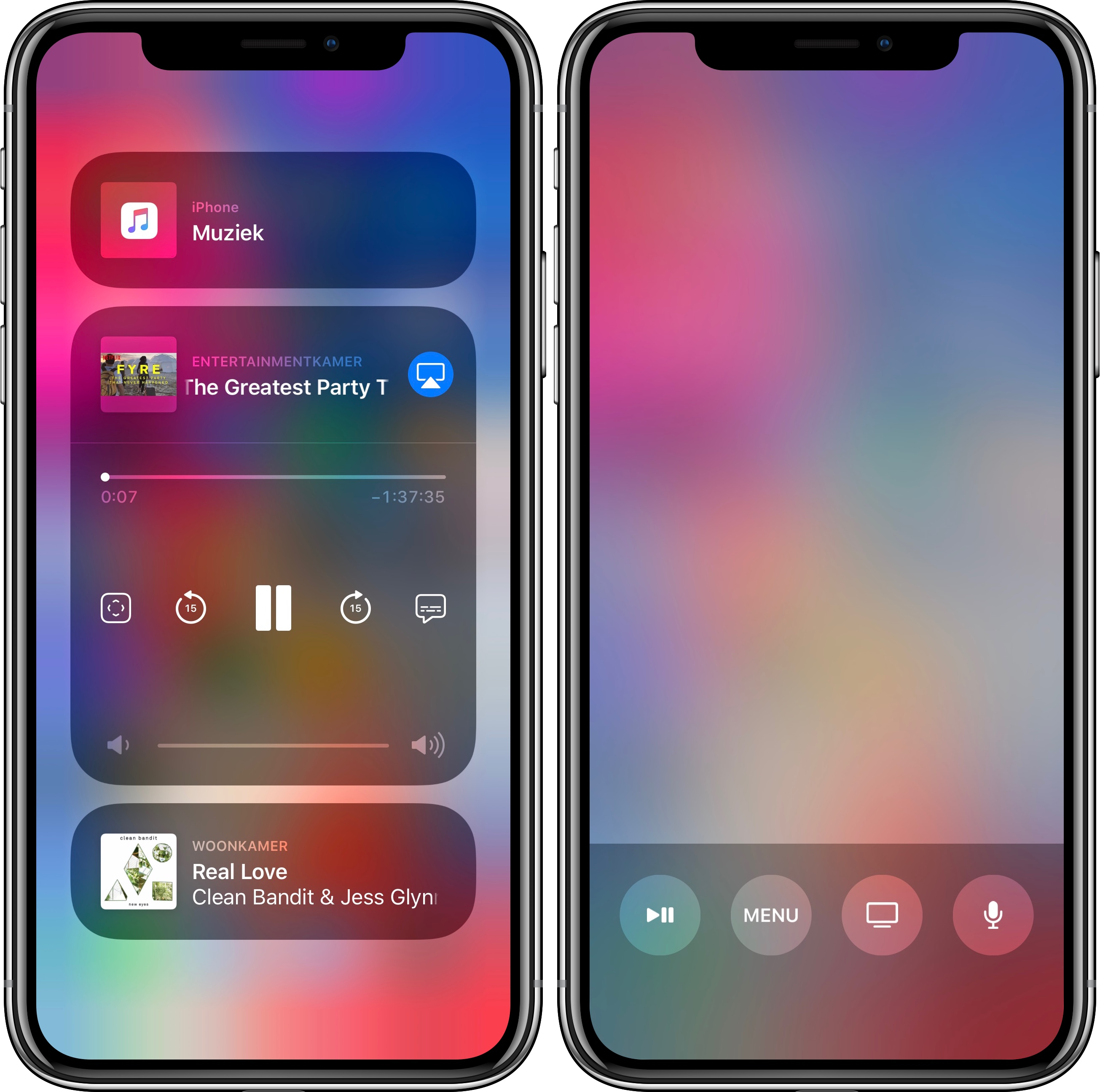 iOS 12.2 at a distance