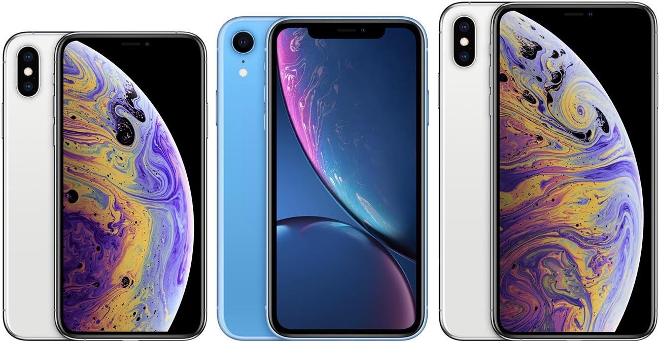 iPhone 2019 drie modellen