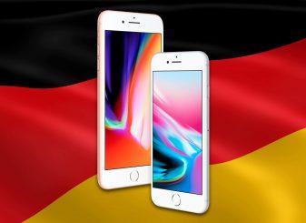 Verbod iPhone 7 en 8 in Duitsland