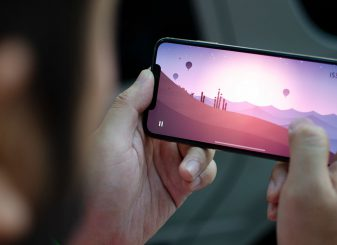 gaming op iOS