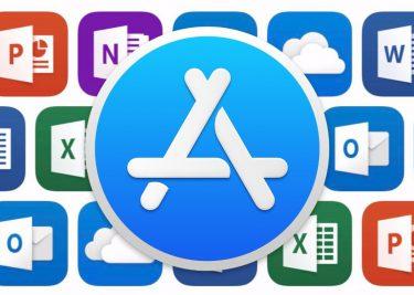 Verwonderend Microsoft Office nu in de Mac App Store verkrijgbaar » One More Thing MZ-08