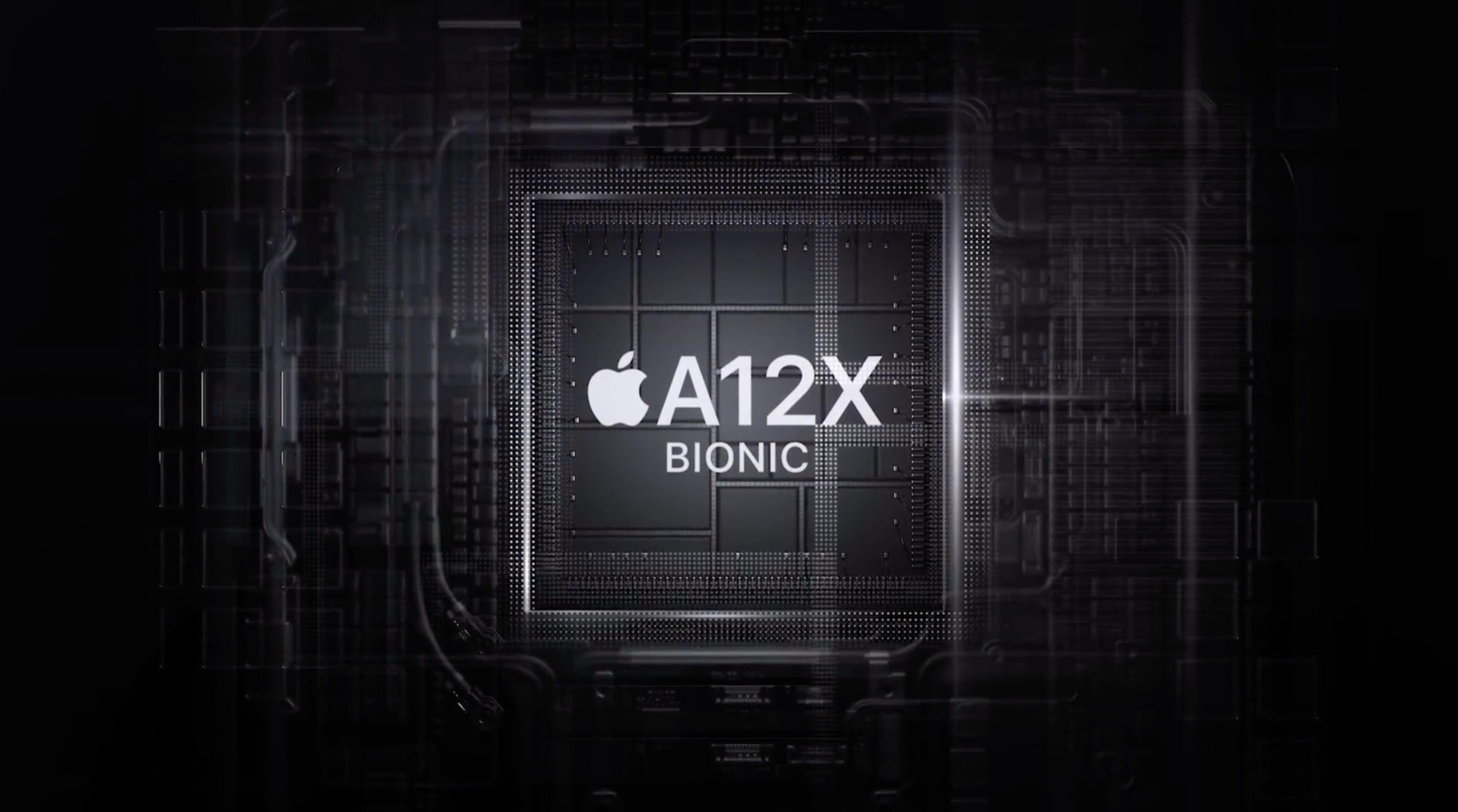 Apple A12-chip Mac