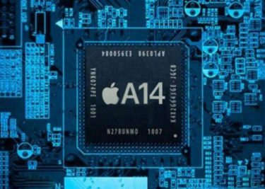 Apple A14 chip van TSMC op 5nm?