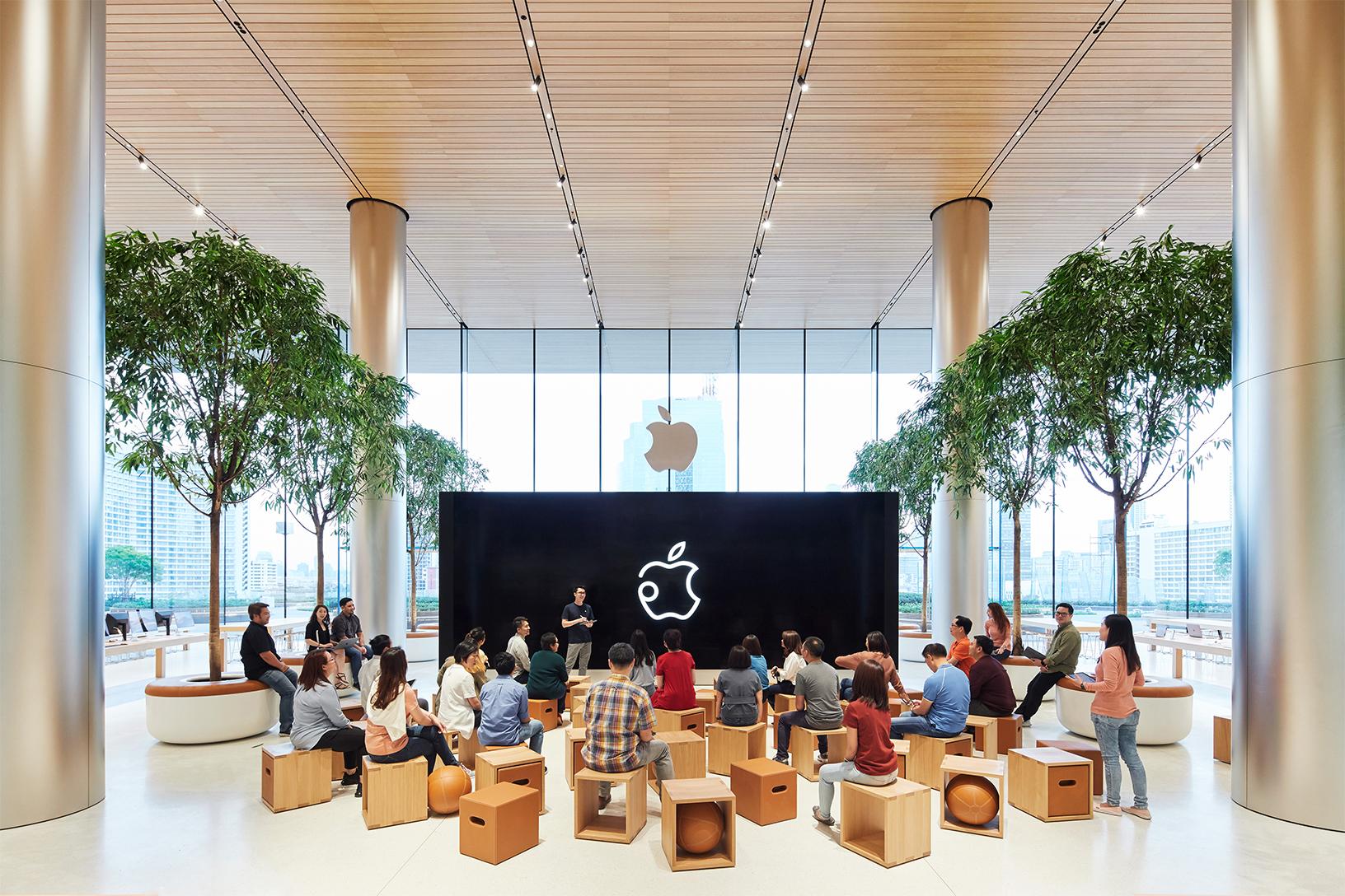 Apple Store Bangkok