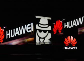 Huawei bedrijfsgeheimen Apple stelen
