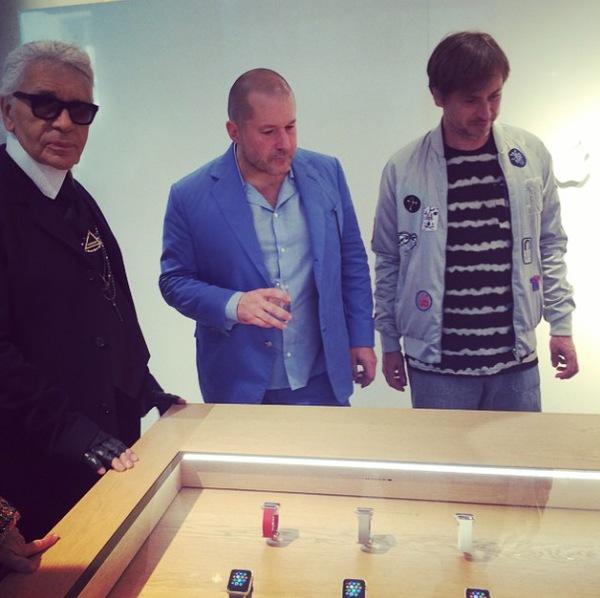 Karl Lagerfeld Apple Watch 002