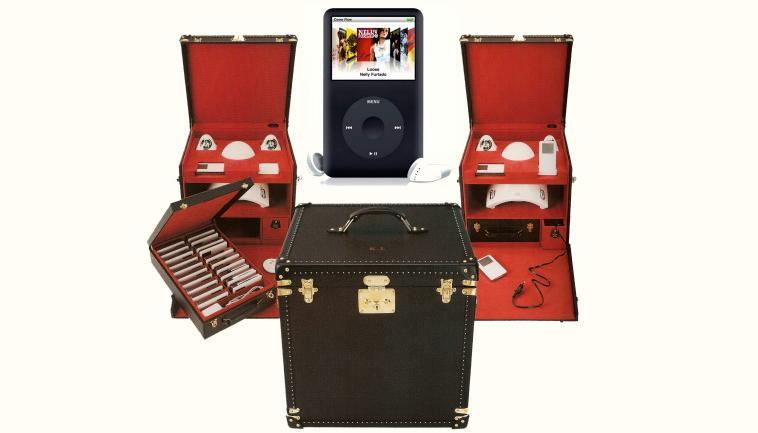 Karl Lagerfeld iPod tempel