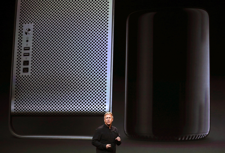 Mac Pro WWDC 2013