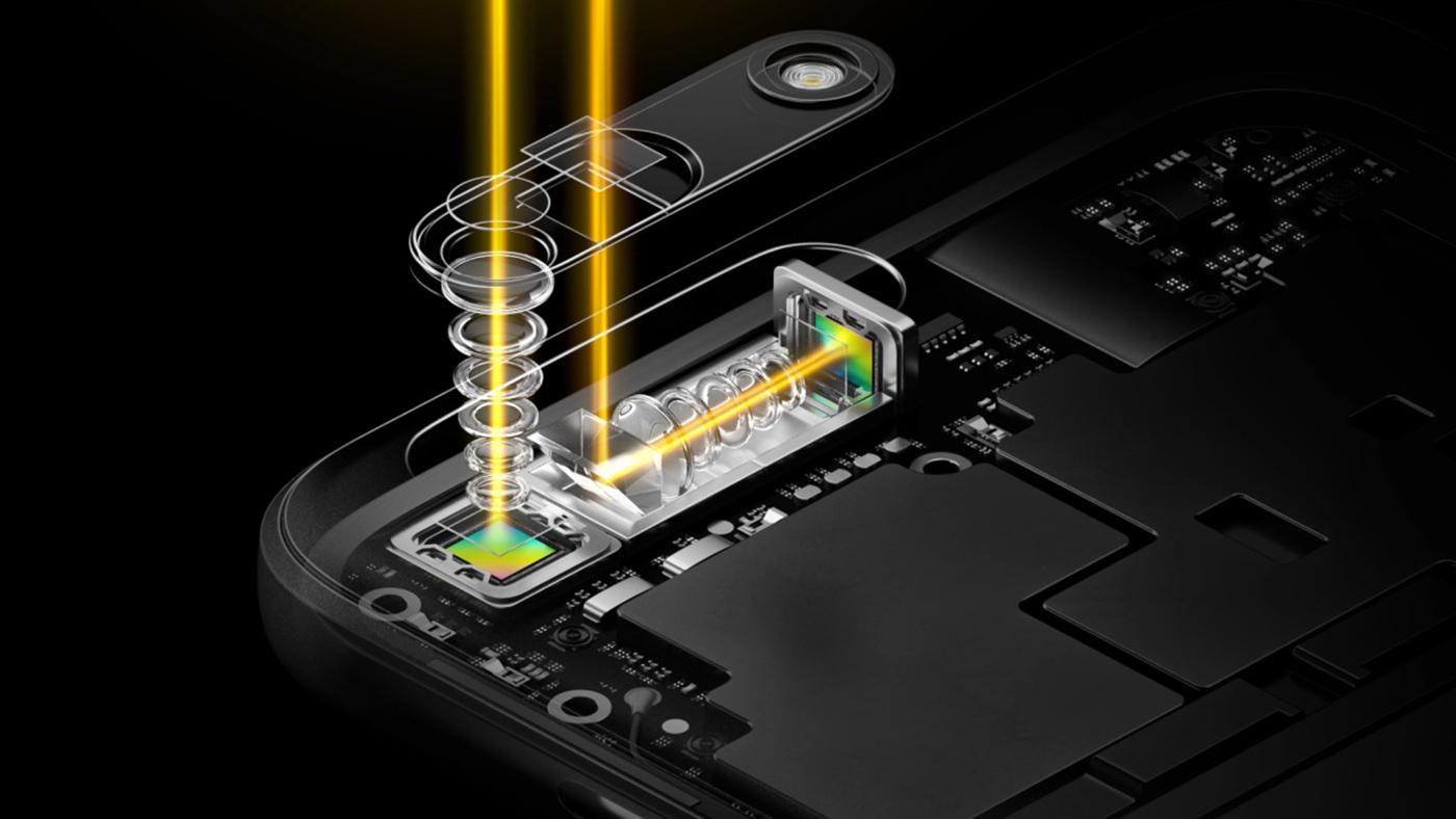 Oppo Smartphone zoom